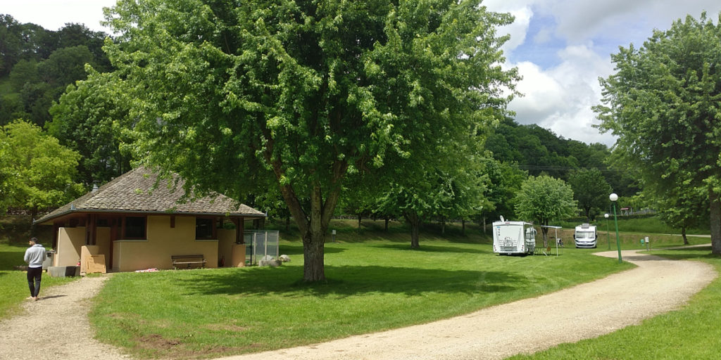 camping saint chely